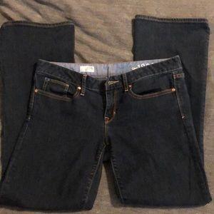Euc gap 1969 29/8 bootcut indigo color jeans